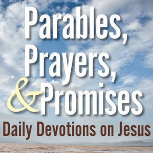 Parables, Prayers & Promises by Martha Martin