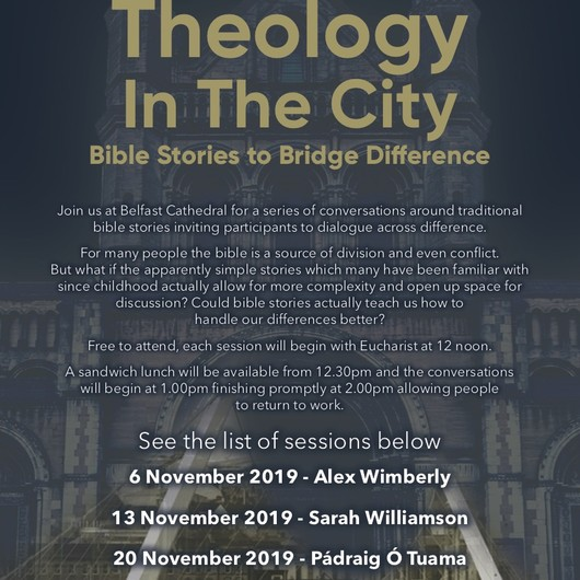 Theology in the City with Belfast Cathedral