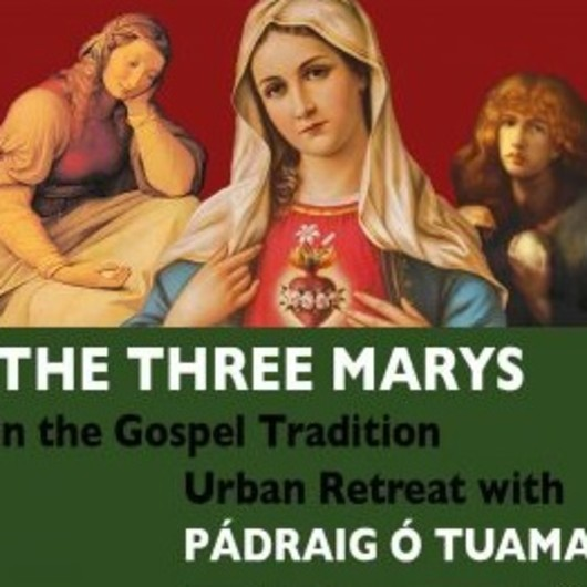 The Three Marys in The Gospel Tradition, Glasgow