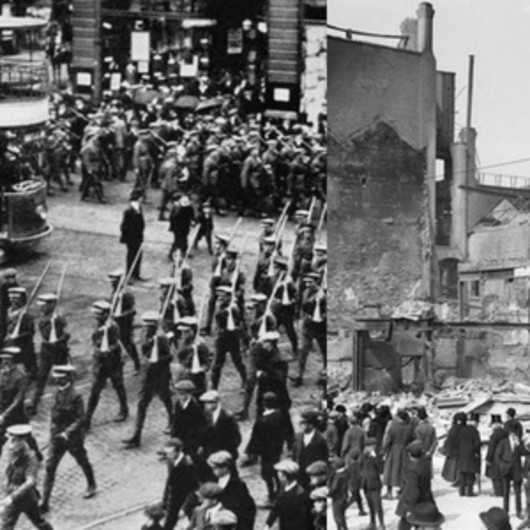 Belfast and the World 1918–1921 –  Marking a decade of Anniversaries
