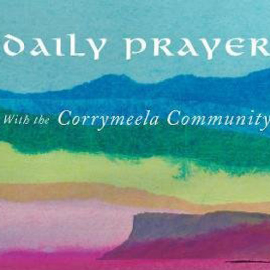 New Book – Daily Prayer with the Corrymeela Community